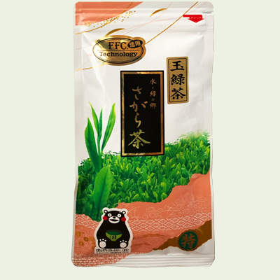 Premium Grüntee von Teebauer Watanabe