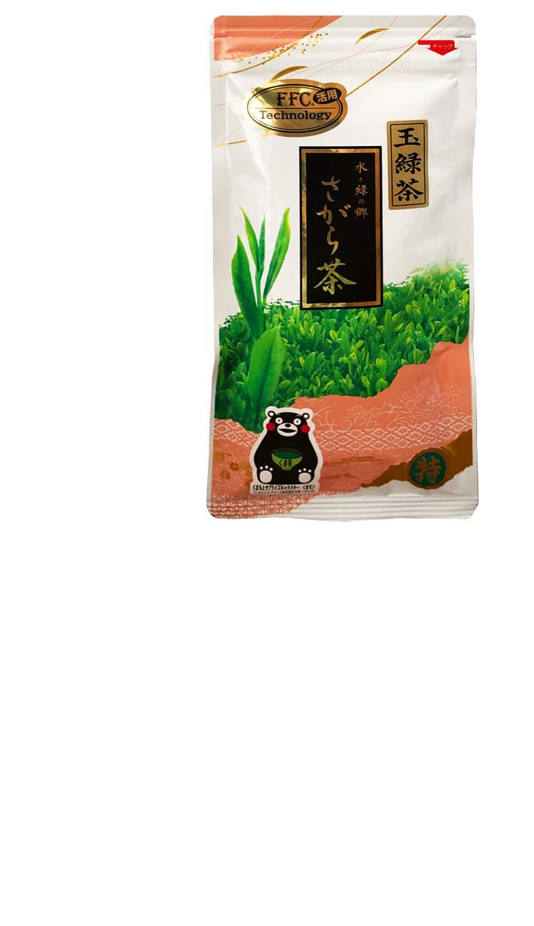 Premium Grüntee von Teebauer Kazuo Watanabe