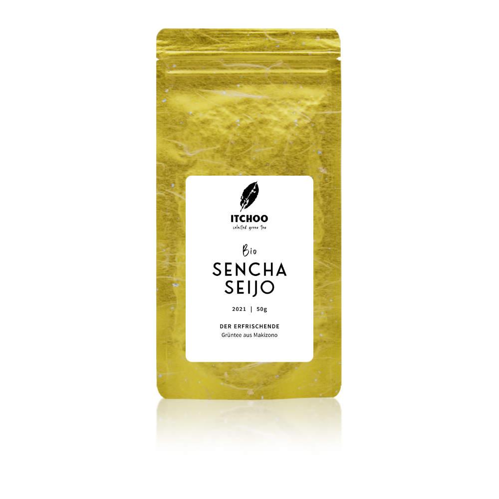 Bio Sencha No 2 Grüntee von ITCHOO