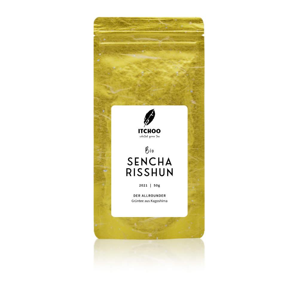 Bio Sencha No 3 Grüntee von ITCHOO